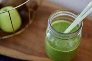Happy Green Smoothie recipe